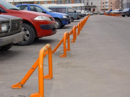 Оформить парковочное место