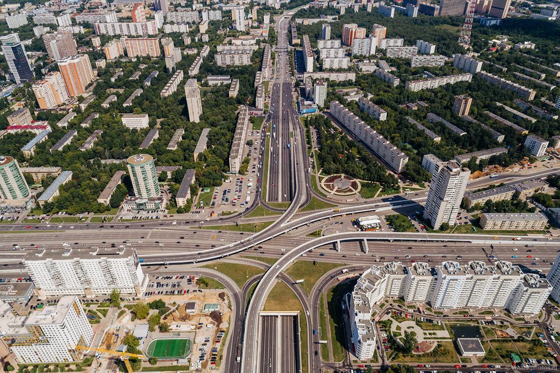 дублер кутузовского проспекта схема 2019