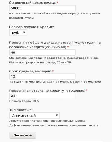 Изображение - Кредитный калькулятор по зарплате поможет рассчитать ипотеку или потребительский кредит unhoreva-kreditnyj-kalkuljator-po-zarplate_1