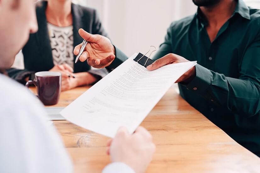 Необходимые документы для регистрации договора в Росреестре