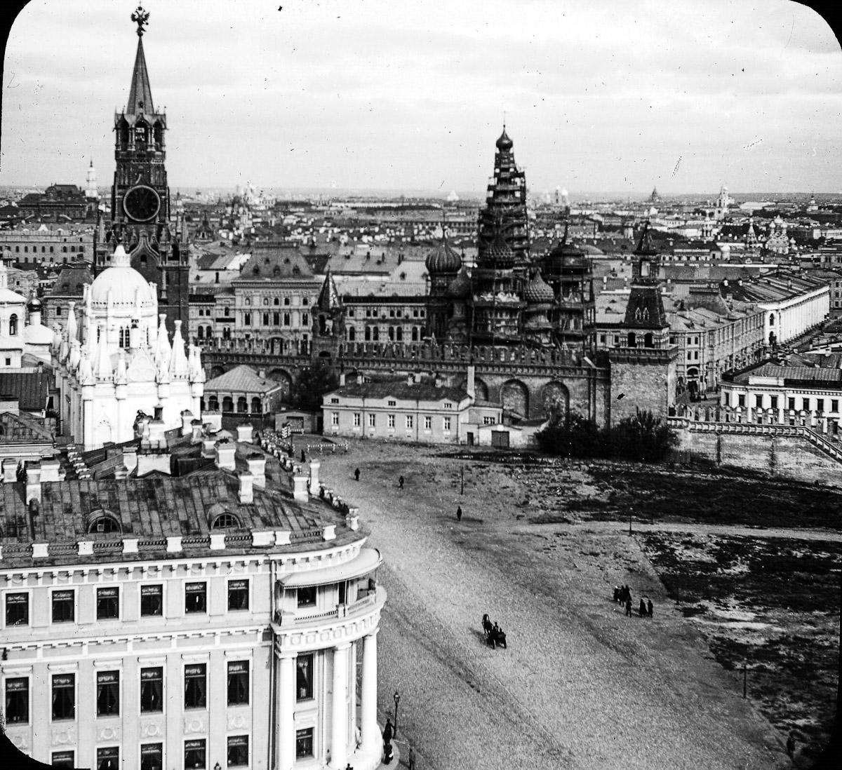 смесью старый город в москве для фото для неспециалистов было