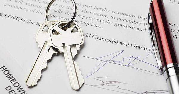 Односторонний акт приема передачи квартиры по дду образец